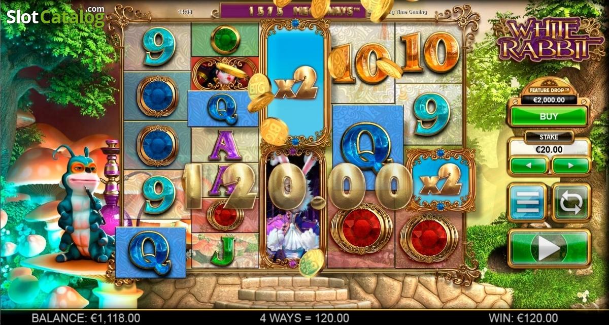 Spiele White Rabbit - Video Slots Online