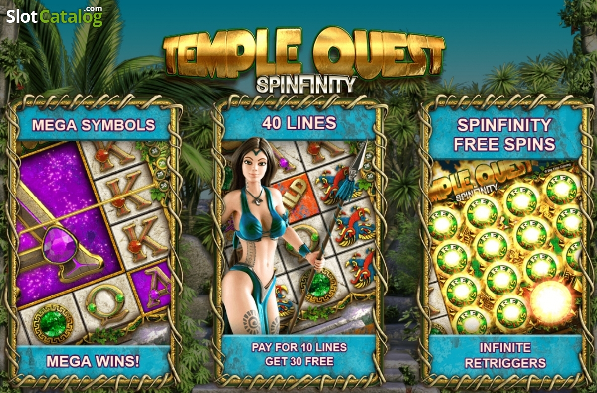 Temple Quest Game