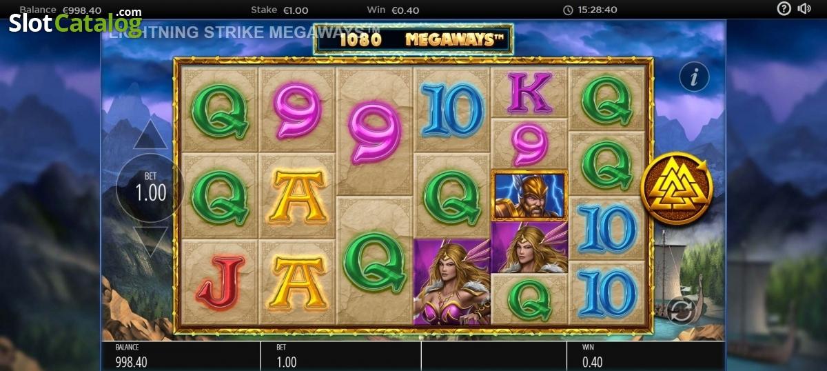 Spiele Lightning Strike - Video Slots Online