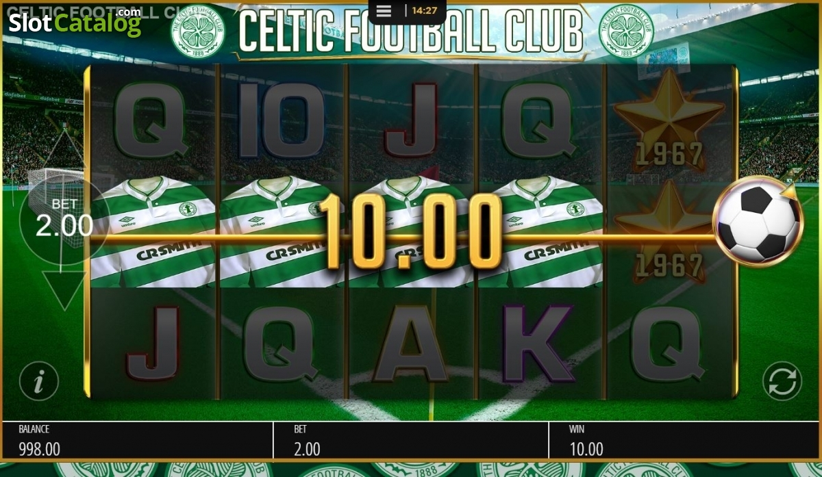Spiele Celtic - Video Slots Online