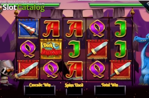 Free Spins 3. Dork the Dragon Slayer (Video Slots from Blueprint)