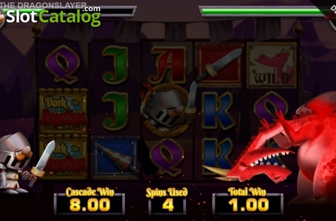 Free Spins 6. Dork the Dragon Slayer (Video Slots from Blueprint)