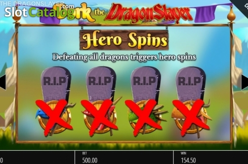 Features 3. Dork the Dragon Slayer (Video Slots from Blueprint)