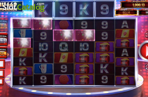 Win Screen. Deal or No Deal Megaways (Video Slot from Blueprint)