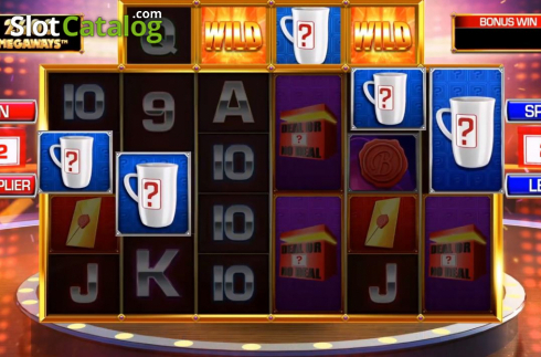 Free Spins. Deal or No Deal Megaways (Video Slot from Blueprint)