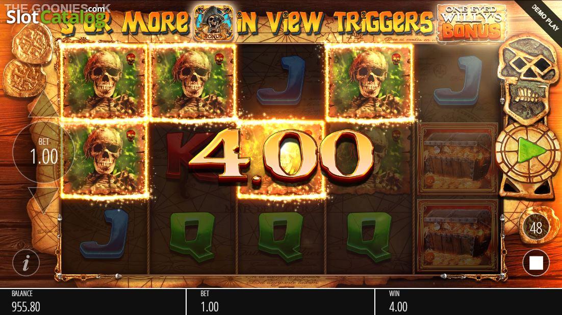 The Goonies Jackpot King Slot Machine