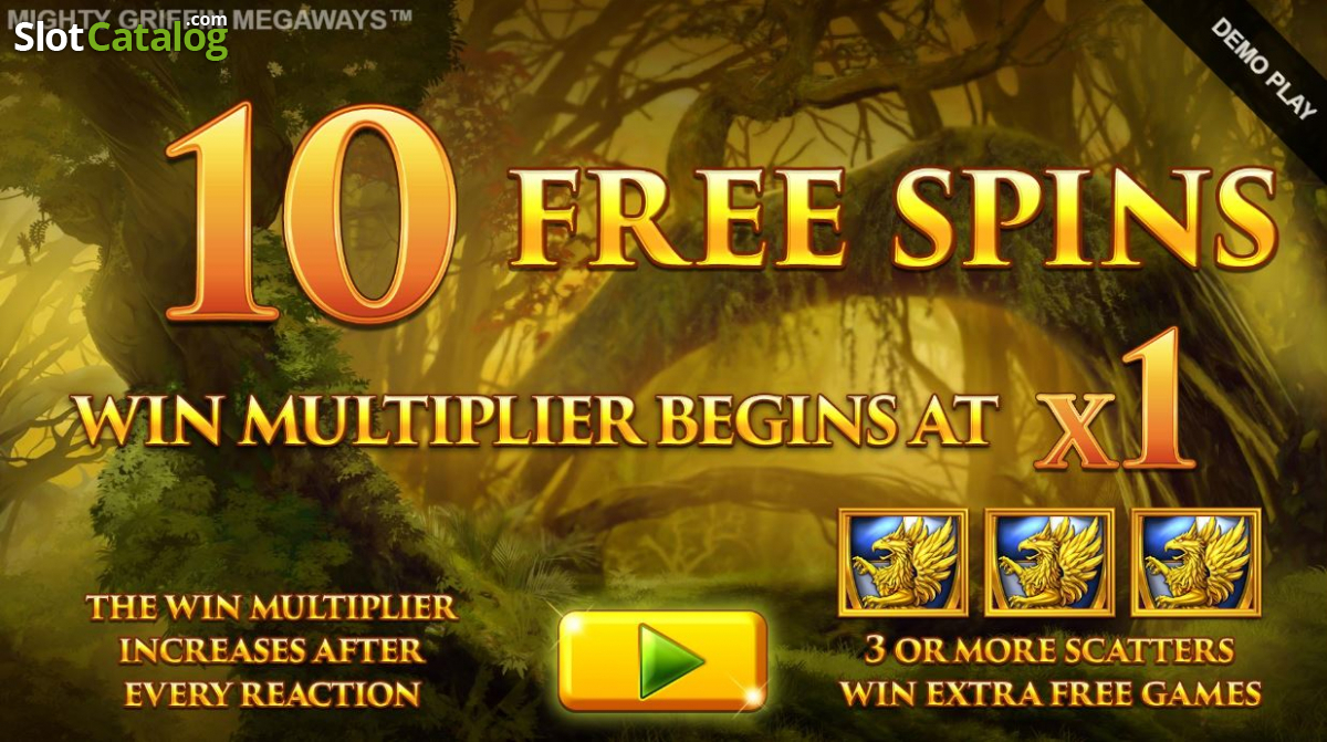 Spiele Mighty Griffin Megaways - Video Slots Online
