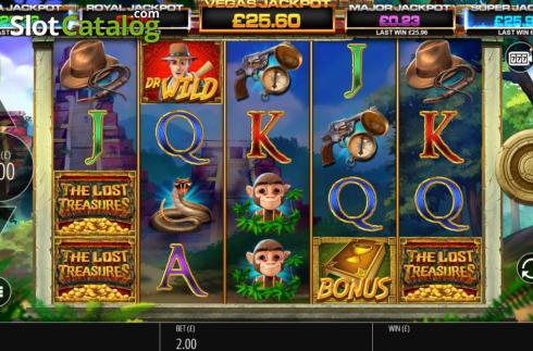 Slots Lost Treasures