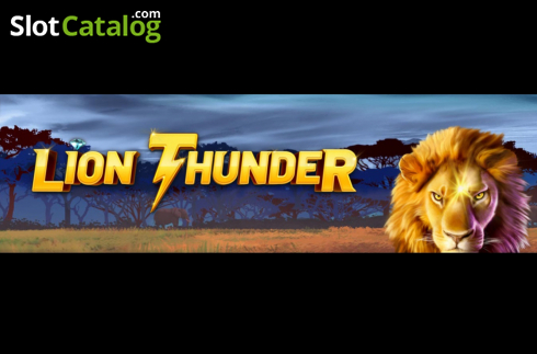 Lion Thunder (Video Slots from Blueprint)