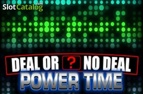 Deal or No Deal Power Time