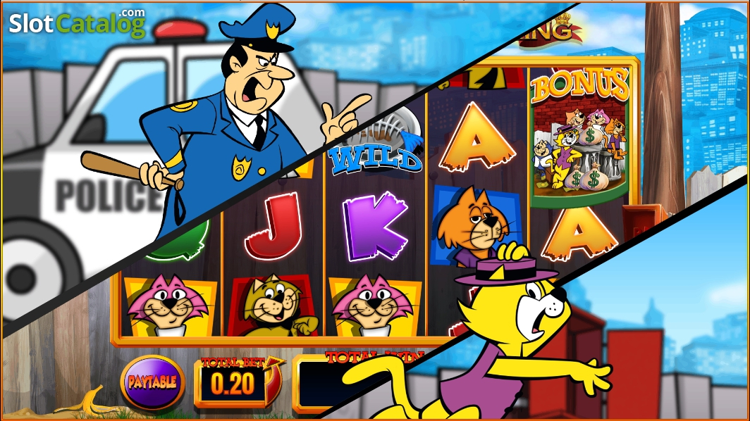 Topcat Games