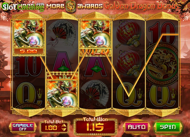 Review of imperial dragon video slot from blueprint slotcatalog screen 2 malvernweather Images