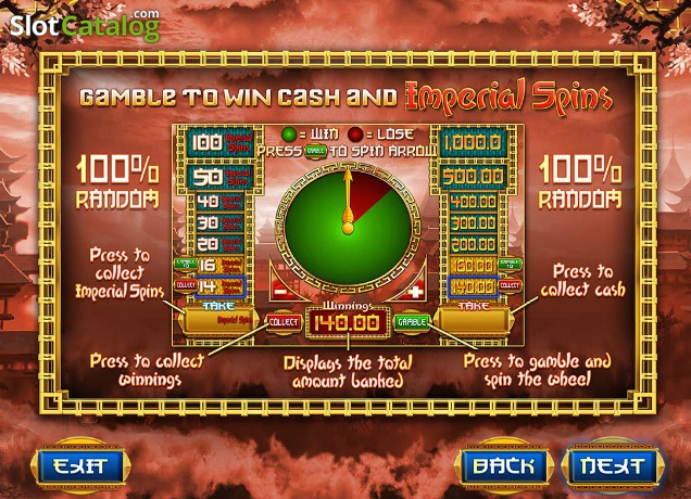 Review of imperial dragon video slot from blueprint rtp9553 paytable 3 malvernweather Image collections