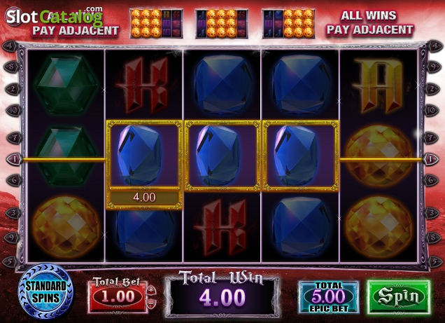 Review of jewel strike video slot from blueprint rtp9697 screen 3 malvernweather Image collections