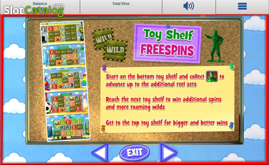 Review of toy factory video slot from blueprint rtp925 paytable 3 malvernweather Image collections