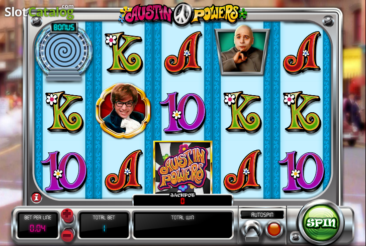 Austin powers slot machine for sale ira friedman poker
