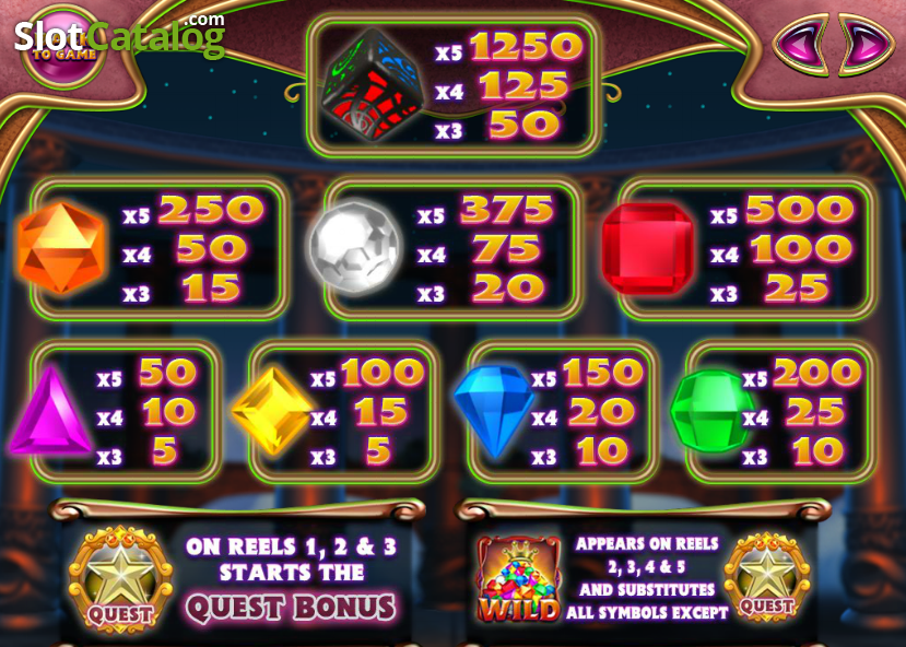 Review of bejeweled cascades video slot from blueprint rtp9611 bejeweled cascades video slot from blueprint malvernweather Image collections