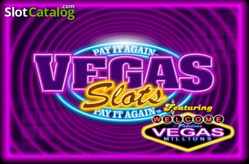 Vegas Slots: Pay It Again
