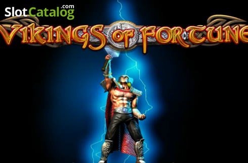 Vikings of Fortune (Video Slot from Blueprint)