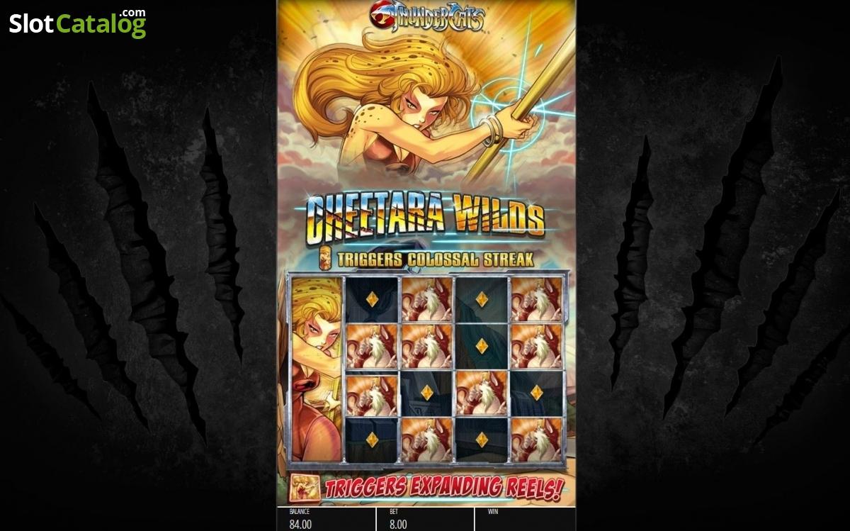 thundercats casino