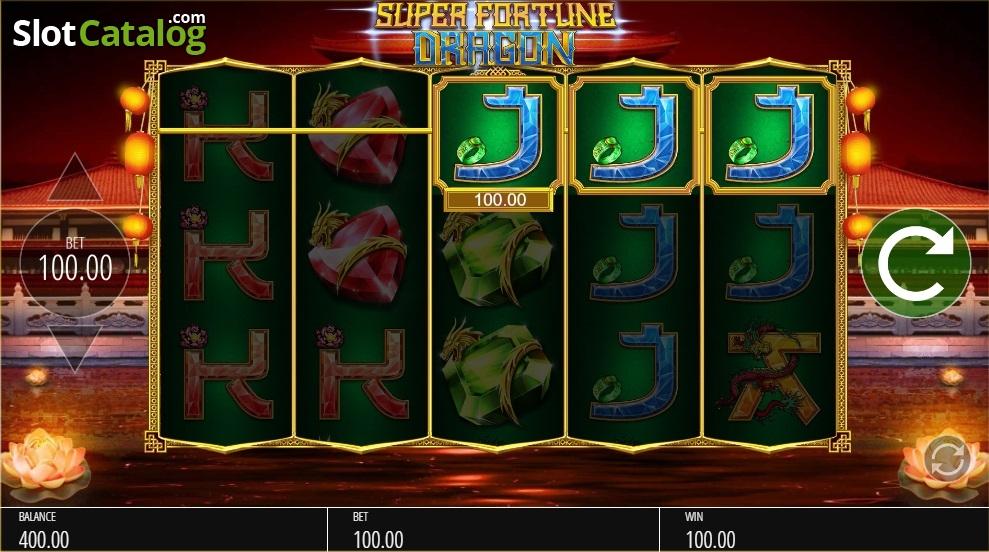 Spiele Super Fortune Dragon - Video Slots Online