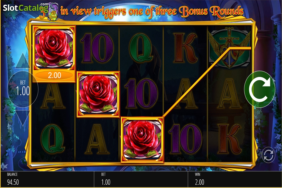 Review of romeo juliet video slot from blueprint slotcatalog win screen 2 malvernweather Images