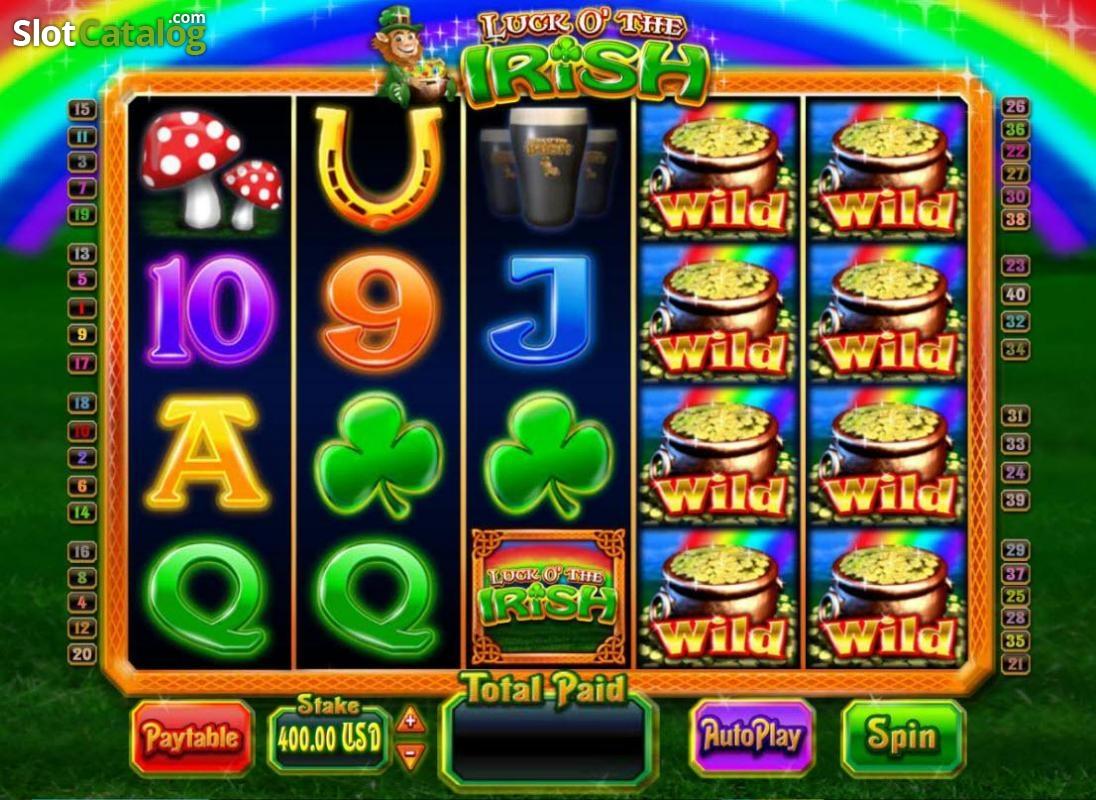 Irish Luck Slot Game