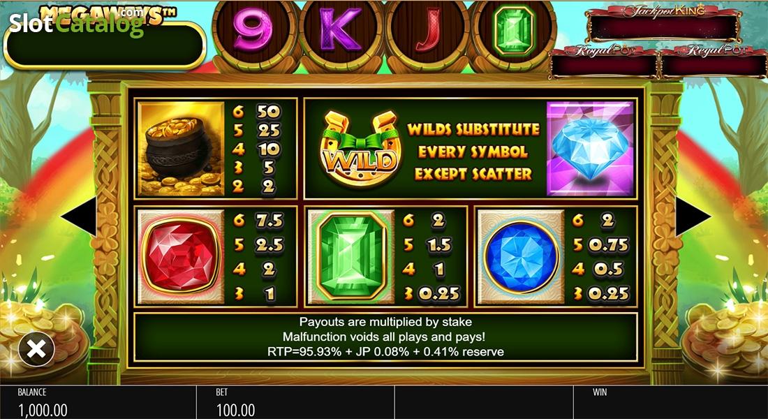 Spiele Irish Riches - Video Slots Online
