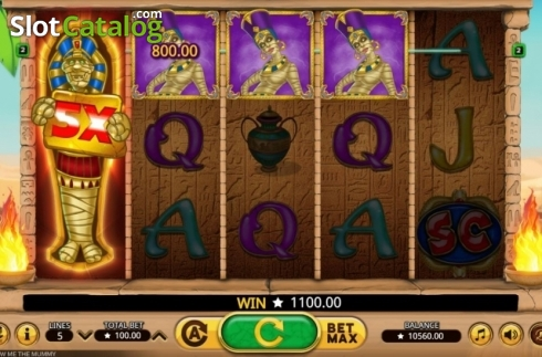 Spiele Show Me The Mummy - Video Slots Online