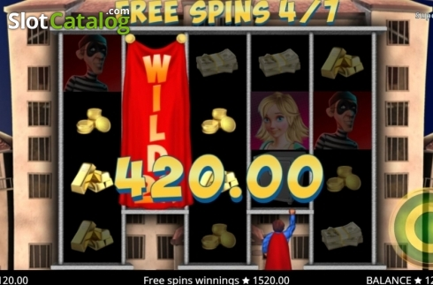 Free Spins 3. Super Boom (Video Slot from Booming Games)