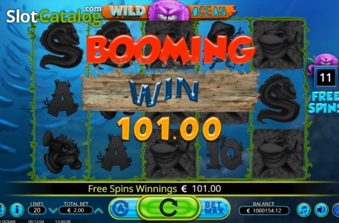 Wild Ocean Slot Review Bonus Codes Amp Where To Play From Uk