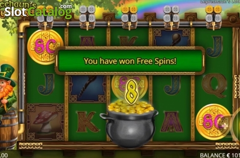 Free Spins 1. Leprechaun's Lucky Barrel (Video Slots from Booming Games)
