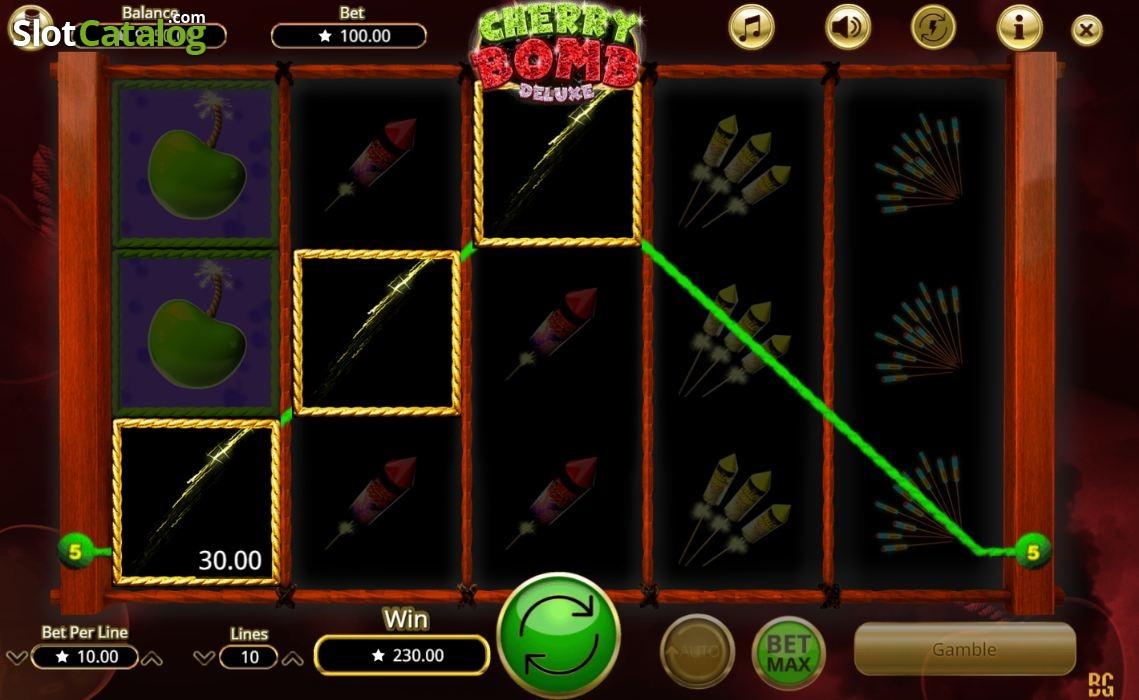 Cherry Bomb Games