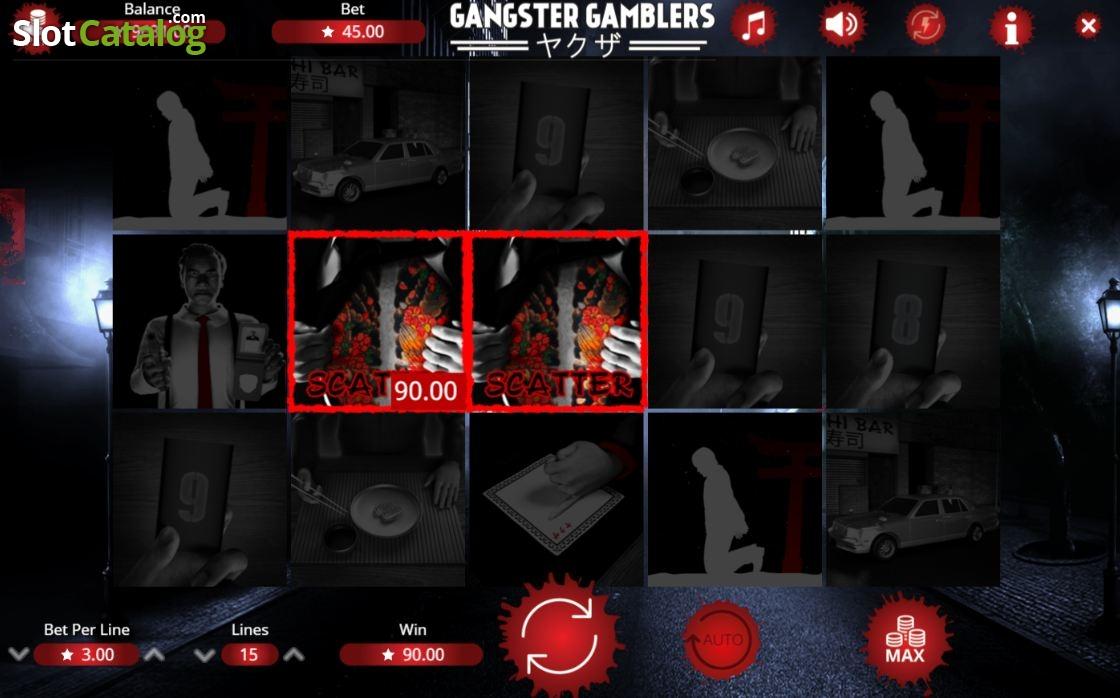 Spiele Gangsters - Video Slots Online