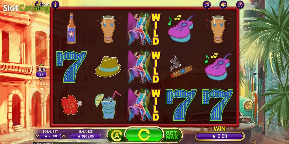 Spiele Cuba Caliente - Video Slots Online
