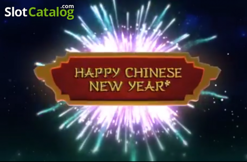 Happy Chinese New Year (Video-korttipaikka alkaen Booongo)
