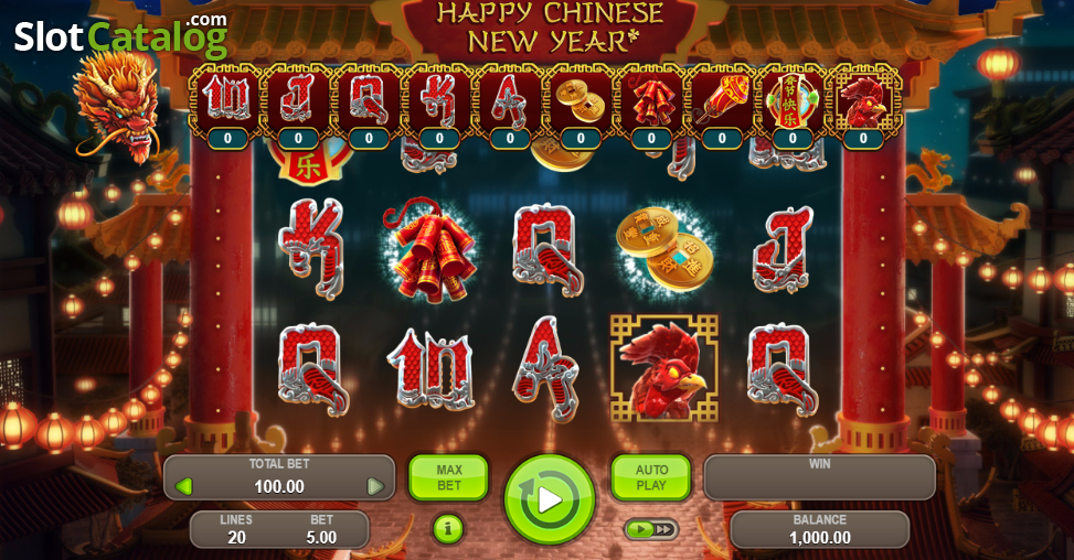 Spiele Happy Chinese New Year - Video Slots Online