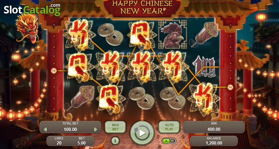 win screen - Chinese New Year Video