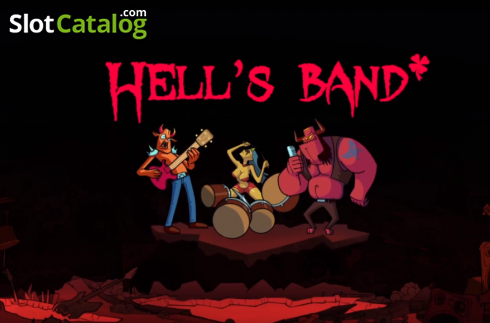 Hell's Band (Video Slot from Booongo)