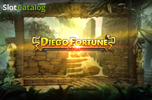 Diego Fortune (Video Slot från Booongo)
