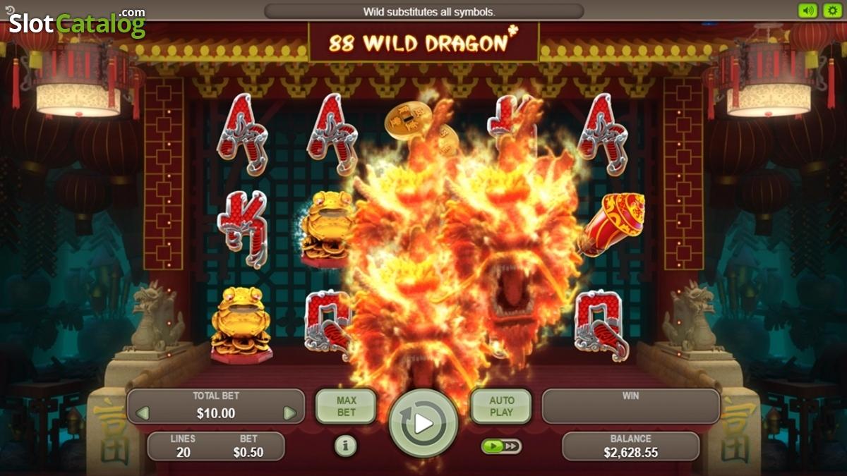 Spiele 88 Wild Dragon - Video Slots Online