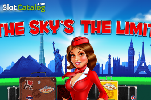 The Sky's the Limit (Video Slot från Live 5 Gaming)