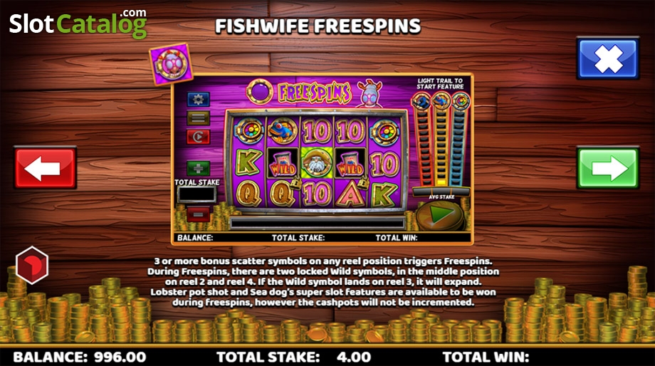 Captain Cashfall Slots - Read the Review and Play for Free