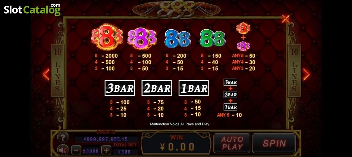 888 casino rtp slots