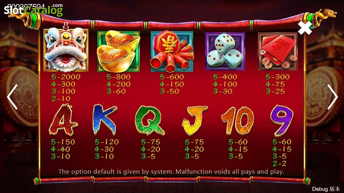 Spiele Happy Rich Year - Video Slots Online