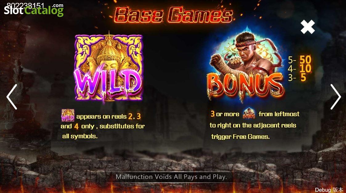 Spiele Muay Thai - Video Slots Online