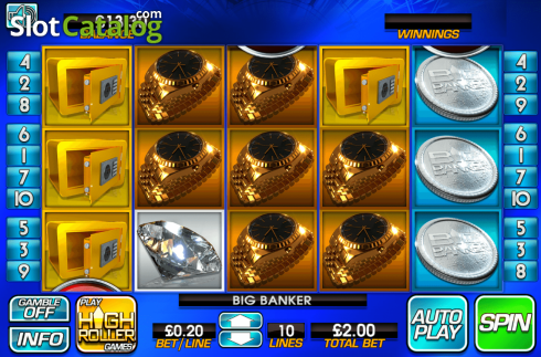Spiele Big Banker - Video Slots Online