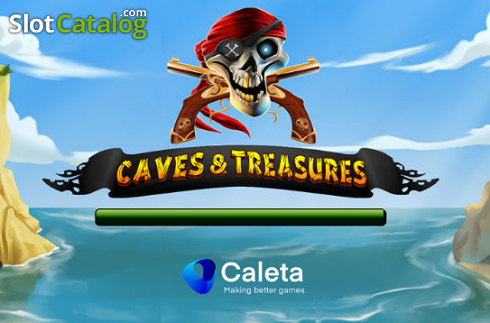 Caves and Treasures (Video Slots from Caleta Gaming)