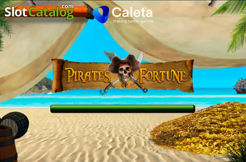 Pirates of Fortune (Video Slots from Caleta Gaming)