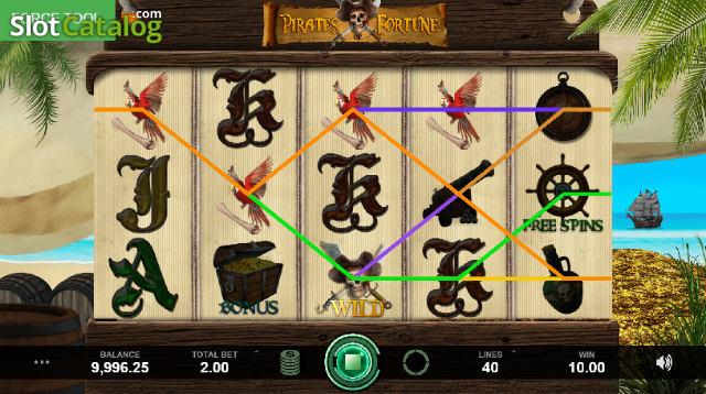 Spiele Pirates Fortune - Video Slots Online